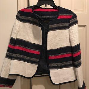 My lit colored Zara jacket